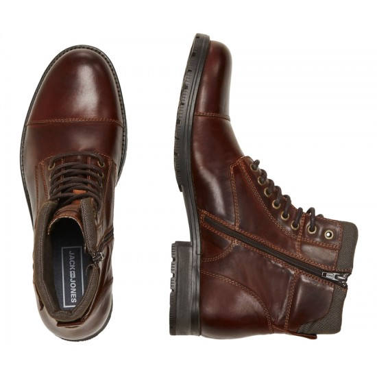 Albany Leather Brown Stone Noos (12140938)