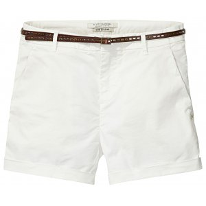 Chino Shorts In Medium Length (137002.6)