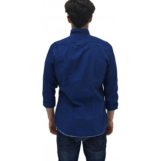 Classic Shirt With Contrast (139600.218)