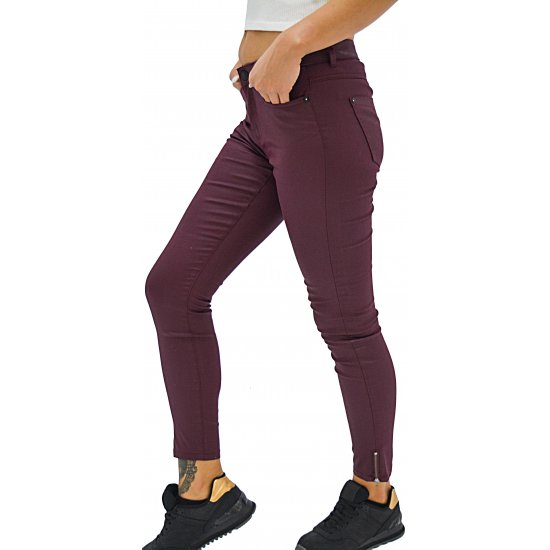 Dallas Col Coated Ankle Pants (15139611.PR)