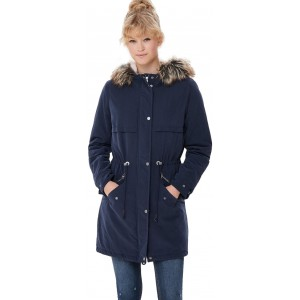 Starlight Long Fur Parka (15156510.NS)