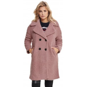 Paloma Boucle Long Wool Coat (15158221)