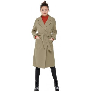 Valerie Long Wool Coat (15158257)