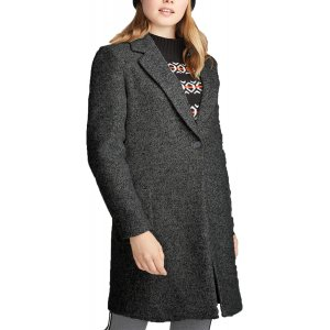 Astrid Marble Coat (15158909.BLK)