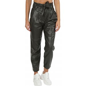 Onlnadia Faux Leather Paperbag Pants (15161262.024)