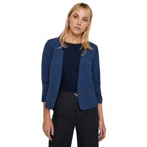 Roma 3-4 Fitted Panel Blazer (15169254)
