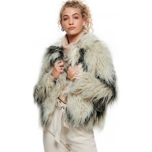 Candice Faux Fur Jacket (15182280.010)