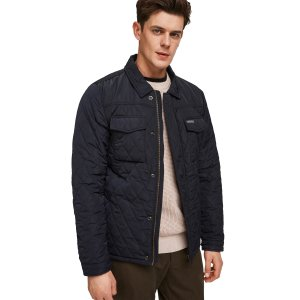 Classic Quilted Shirt Jacket (152206.2)