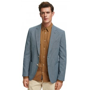 Blazer In Structured Yarn (154972.217)