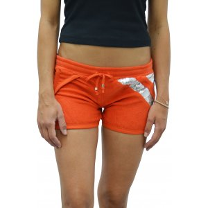 Womens Orange Shorts (MWB90203.3660)