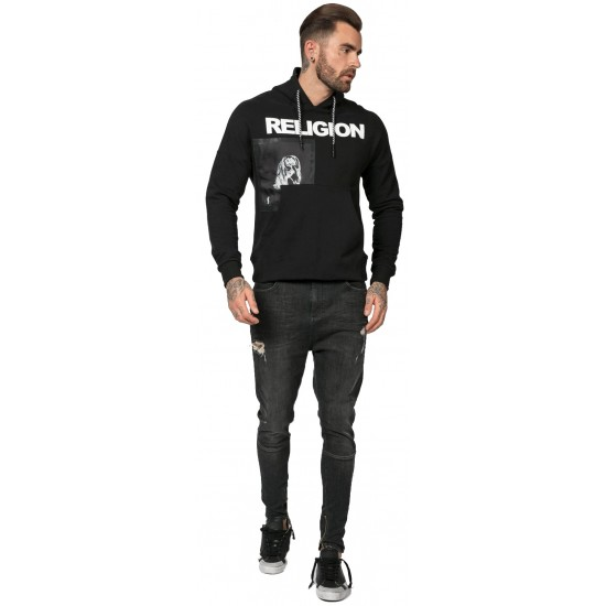 Moody Mens Hoody (RE0AP38EMDW090000000.BLK)