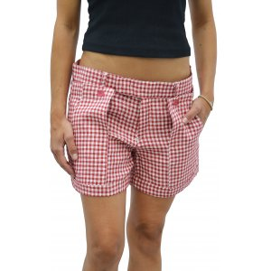 Womens Red Cart Shorts (RGS902206.3353)