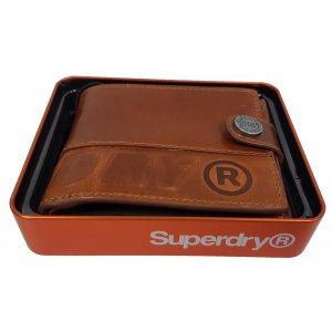 Profile Leather Wallet (SD0ACM9800011A000000.UG1)