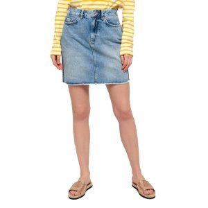 D2 DENIM MINI SKIRT (SD0APG72022CR0000000.BHO)