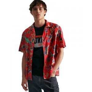 Hawaiian Box Shirt (SD0APM4010004A000000.D5U)