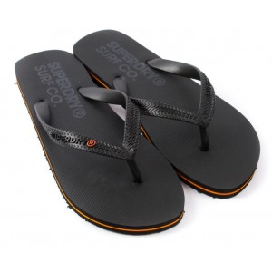 Superdry Sleek Flip Flops (SD0SHMF3003SQF100000.AOC)
