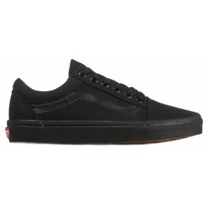 Old Skool Black Sneakers (VD3HBKA.M)