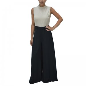 WOMENS BACKLESS JUMPSUIT (Y9993505)